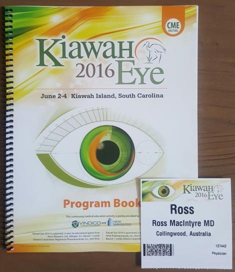 Kiawah Eye